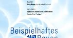 Urkunde: Beispielhaftes Bauen 2008-2014 Ortenaukreis