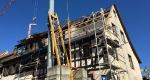 Rückbau Dacheindeckung